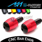 CNC Bar End Weights Fit Yamaha YZF R6 17