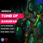 WoW Boost ✯ Heroic Tomb Of Sargeras 9/9 Master Loot ✯All EU Alliance & Horde✯