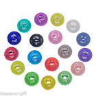 Wholesale Lots Gifts Mixed Mesh Spacer Beads Fit Charm Bracelet 14x12mm