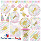 photo props - Unicorn Sparkle Pony Girl's Birthday Party Tableware Decorations Supplies
