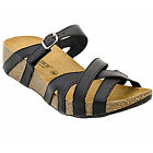 Arcopedico Water Black Women's Leather Sandal, size US 6.5, 7, 8, 9, 10, 11