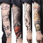 ship sleeve tattoos - USA SHIP-5pcs UNISEX Cool Fake Tattoo Arm Sun Protection Sleeve Cover s Body Art