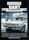 DODGE DART 1960-76 - NEW PAPERBACK BOOK $ USD