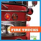 FIRE TRUCKS - SCHMIDT, MARIA T. - NEW HARDCOVER BOOK