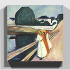 Premium Canvas Print Wall Art Edvard Munch The Modern Eye