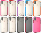 "For iPhone 8 5.1"" Hybrid Shockproof Impact Clear Classic Soft TPU Case Cover New"