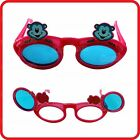 KIDS CHILDRENS FUNNY MONKEY GLASSES / SUNGLASSES-COSTUME-PARTY-COSPLAY-DRESS UP