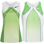 Nike Leichtathletik Running Trainings Singlet Laufshirt Fitness Sport Running