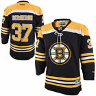 Reebok Patrice Bergeron Boston Bruins Youth Premier Jersey Black NHL