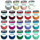 Swig Stainless Steel Stemless Insulated Wine Cups