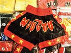 Premium Quality Muay Thai Fight Shorts Grappling Kick Boxing MMA Sale