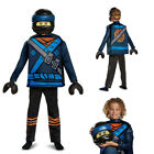 Boys Ninjago Jay Movie Deluxe Halloween Costume