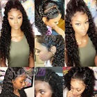 8A Full Lace Human Hair Wigs Wet Wavy Brazilian Hair Lace Front Wigs