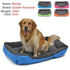 New Large Pet Dog Cat Bed Puppy Cushion House Pet Soft Warm Kennel Mat Blanket