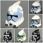 Custom ARC TROOPER HELMET for Lego Clone Minifigures -Pick Color!- Star Wars