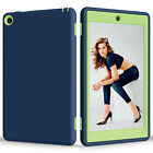 "U.S Shockproof Hybrid Case Cover For 8"" Amazon Kindle Fire HD 8 Tablet Case 2017"