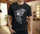 New Famous Stars and Straps Men's Black T-Shirt Size S-3XL