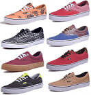 Vans Era 59 Men's Classic Low Top Canvas Leather Sk8 Shoes Choose Color & Size