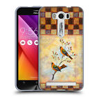 OFFICIAL RACHEL PAXTON BIRDS SOFT GEL CASE FOR AMAZON ASUS ONEPLUS