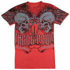 Throwdown Kombat T-Shirt (Red)