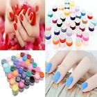 Womens Colorful Uv Nail Polish Gel Decoration For Nail Art Tips Manicure