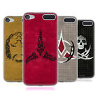 OFFICIAL STAR TREK KLINGON WEAPON ART SOFT GEL CASE FOR APPLE iPOD TOUCH MP3
