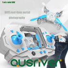 Foldable Micro Pocket Drone Headless UAV Mini WIFI FPV Children Gifts x 1
