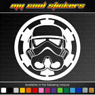 Imperial Storm Trooper Decal for 4x4,car,ute,window Star wars Stormtrooper $6.0 AUD