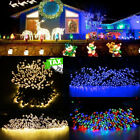 100-300LED Warm White Christmas Wedding Party Decor Outdoor Fairy String Light
