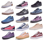 Vans Old Skool Low Top Skateboard Shoes Choose Color  Size