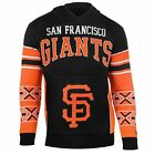 Forever Collectibles MLB Men's San Francisco Giants Big Logo Hooded Sweater