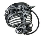 Metallic Finish Steampunk Full Face Submarine Diver Halloween Mask
