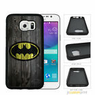 Batman Symbol Samsung Galaxy S6 Edge / Edge Plus Case Cover