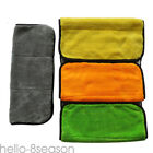 800 GSM Microfiber  Plush Car Home Kitchen Cleaning towel cloths 45cmx38cm