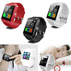 Genuine Sport Bluetooth Smart Wrist Watch Phone Mate Fitness for Android IOS