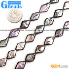 """10x14mm Rhombus Shape Nuclear Edison Pearls Beads For Jewelry Making Strand 15"""""""