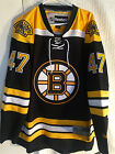 NHL Boston Bruins Torey Krug Premier Eishockey Hemd Trikot