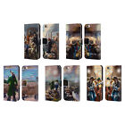 OFFICIAL LONELY DOG MUSIC LEATHER BOOK WALLET CASE COVER FOR APPLE iPHONE PHONES