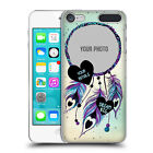 CUSTOM PERSONALISED ASSORTED DREAMCATCHERS BACK CASE FOR APPLE iPOD TOUCH MP3