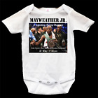 Floyd Mayweather Jr. Legendary Boxing Champion baby Onsie w/HD-Sublimated dye,