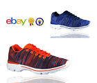Womens Get Fit Go Walking Lace up Gym Fitness Memory Foam Trainers Shoes Size