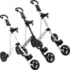 Masters Greenway Par 3 Three Wheel Golf Trolley Was £59.99 - Our Price £44.99