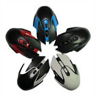 2.4Ghz Portable Wireless Optical Gaming Mouse Mice USB Receiver For Laptop PC CA