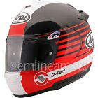 Helmet Full-Face Arai Chaser V Eco Pure Page Red