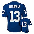 NWT NFL N.Y. Giants Odell Beckham Youth Blue/White Jersey: Small (8) & L (14/16)