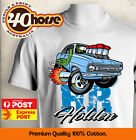 YOUTH Holden Shirt - HR Holden (Black or White)