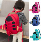 Baby Boys Girls Kids School Bags Plane Pattern Animals Backpack Toddler Fashion
