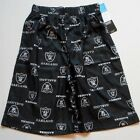 OAKLAND RAIDERS NFL TEAM APPAREL YOUTH PAJAMAS LOUNGE SHORTS S M L XL 2017 $19.99 USD on eBay