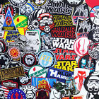 STAR WARS Iron-On Patches - Over 50 Different Styles, Classic & Modern - NEW! $3.2 CAD