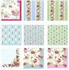 Cath Kidston 3 Ply Paper Lunch Napkins / Serviettes - Huge Range In Stock